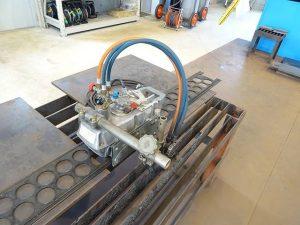 自動ガス切断機